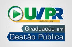 Graduação em Gestão Pública – Tecnólogo