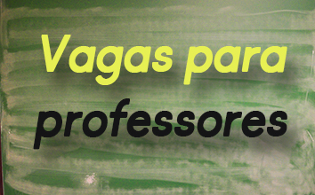 Banner novos professores